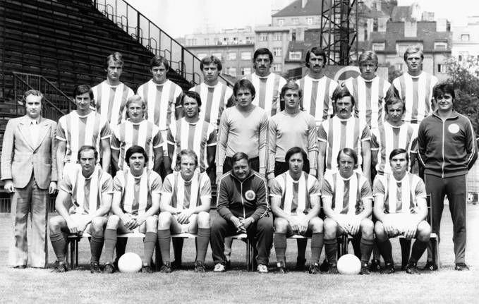 TJ Bohemians CKD Praha1977Vankovic