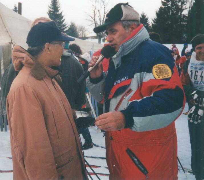 Japonec,1994, Kraliky