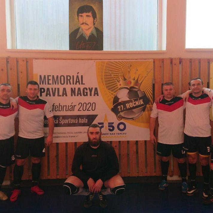 Memorial Pavla Nagya 2020VT