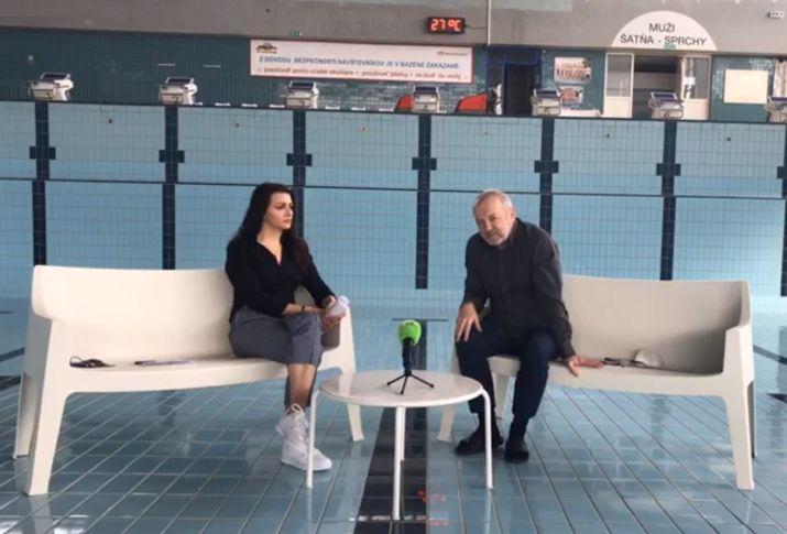 Ivana Lange-Walterová v rozhovore s Ivanom Husárom