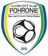 Logo FK POHRONIE